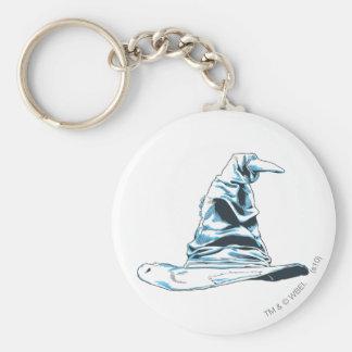 Porte-clés Casquette de tri du charme | de Harry Potter