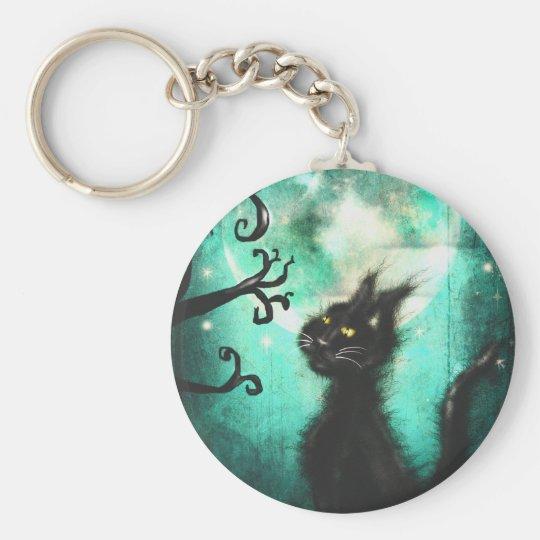 Porte-clés cat porte clé
