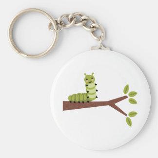 Porte-clés Caterpillar sur la brindille