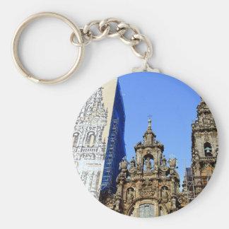 Porte-clés Cathédrale, Saint-Jacques-de-Compostelle, Espagne