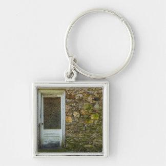 Porte-clés Ce vieux mur de roche