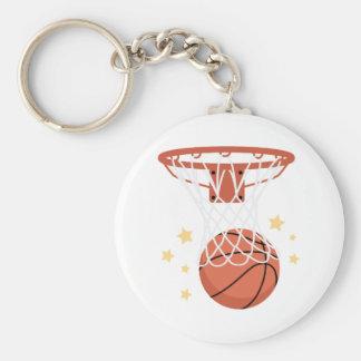 Porte-clés Cercle de basket-ball