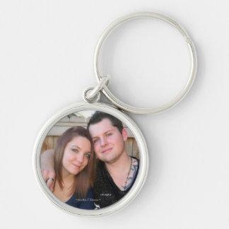 Porte-clés Cercle de porte - clé d'amour