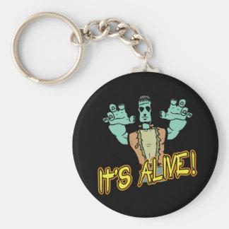 Porte-clés C'est porte - clé vivant de Frankenstein