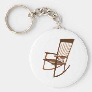 Porte-clés Chaise de basculage