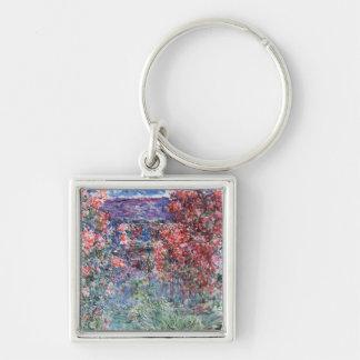 Porte-clés Chambre de Claude Monet | chez Giverny sous les
