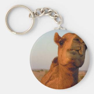 Porte-clés Chameau dans le désert 2