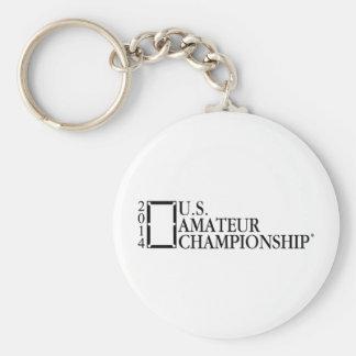 Porte-clés Championnat d'amateur des 2014 États-Unis