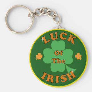 Porte-clés Chance du porte - clé irlandais