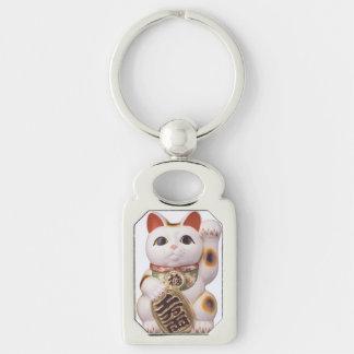 Porte-clés Charme chanceux de chat