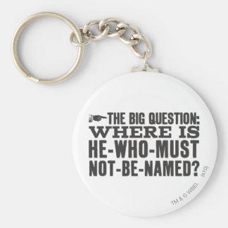 Porte-clés Charme | de Harry Potter où est Voldermort ?