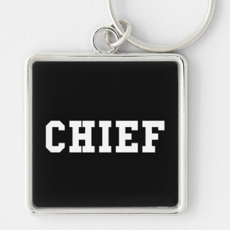 Porte-clés Chef