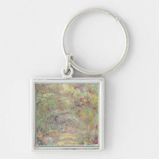 Porte-clés Chemin ombragé par | de Claude Monet