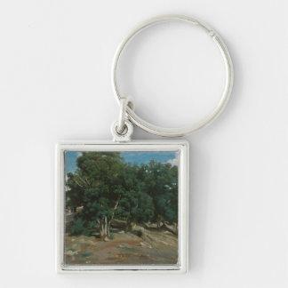 Porte-clés Chênes de Fontainebleau