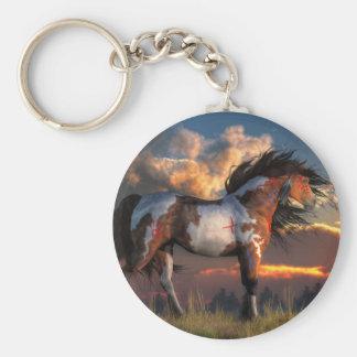 Porte-clés Cheval de bataille