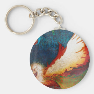 Porte-clés Cheval de vol 2