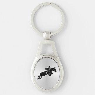 Porte-clés Cheval équestre de pullover