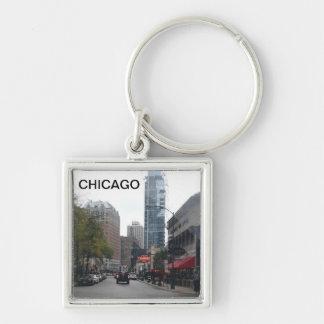 PORTE-CLÉS CHICAGO DU CENTRE