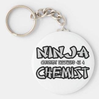 Porte-clés Chimiste de Ninja…