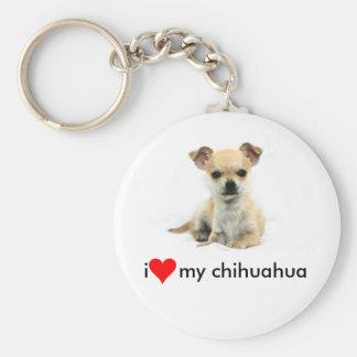 Porte-clés chiwawa, porte - clé