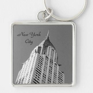 Porte-clés Chrysler construisant le porte - clé de prime de