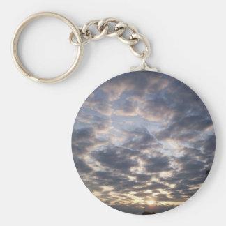 Porte-clés Ciel foncé
