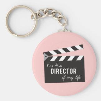 Porte-clés Citez, directeur de ma vie, conseil d'action