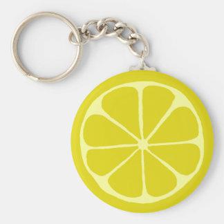 Porte-clés Citron