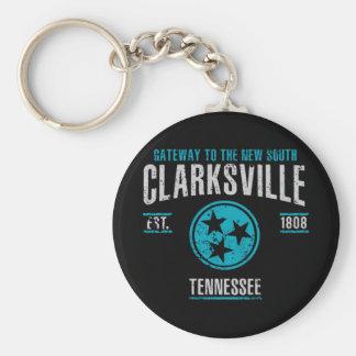 Porte-clés Clarksville