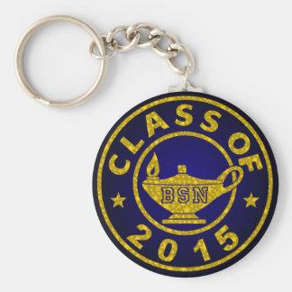Porte-clés Classe de 2015 BSN