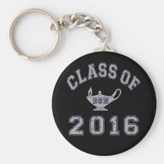 Porte-clés Classe de 2016 BSN