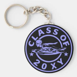 Porte-clés Classe de 20 ? ? Natation de fille