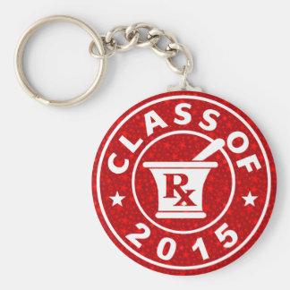 Porte-clés Classe de la pharmacie 2015