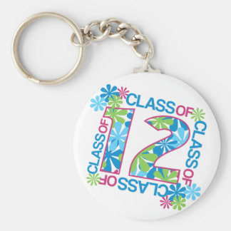 Porte-clés Classe de l'aîné 2012
