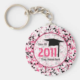 Porte-clés Classe d'obtention du diplôme de 2011 -