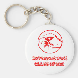 Porte-clés Classe occidentale de Davenport du porte - clé