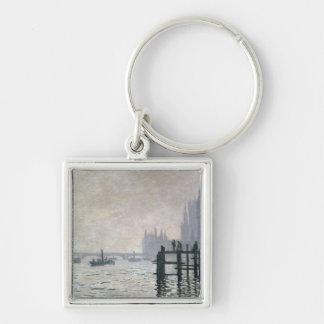 Porte-clés Claude Monet | la Tamise au-dessous de Westminster