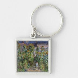 Porte-clés Claude Monet | le jardin de l'artiste chez