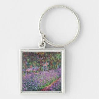 Porte-clés Claude Monet | le jardin de l'artiste chez Giverny