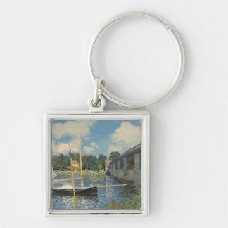 Porte-clés Claude Monet | le pont à Argenteuil