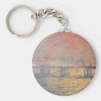 Porte-clés Claude Monet - Saint Louis de pont croisé de