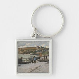 Porte-clés Claude Monet | Sainte-Adresse, 1867