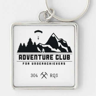 Porte-clés Club d'aventure pour le porte - clé