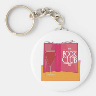 Porte-clés Club de lecture