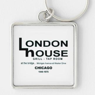 Porte-clés Club de restaurant de Chambre de Londres, Chicago,