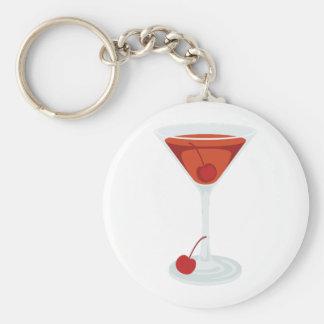Porte-clés Cocktail de Manhattan