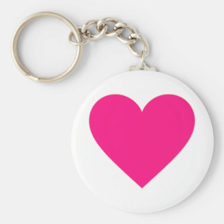 Porte-clés Coeur d'amour de roses indien