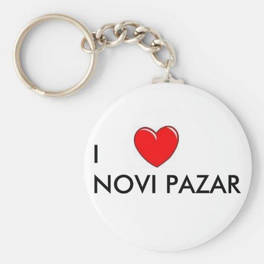 PORTE-CLÉS COEUR , INOVI PAZAR