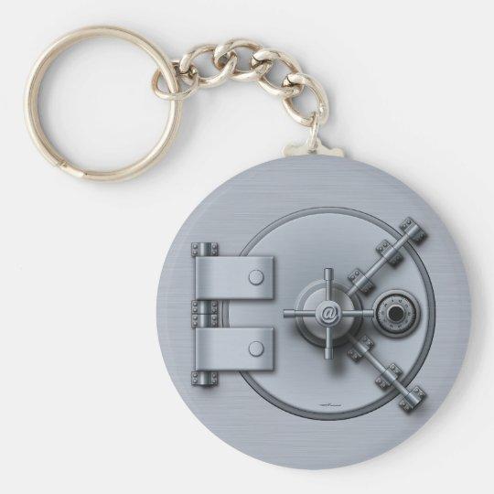 Porte-clés Coffre fort