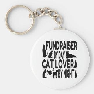 Porte-clés Collecteur de fonds d'amoureux des chats